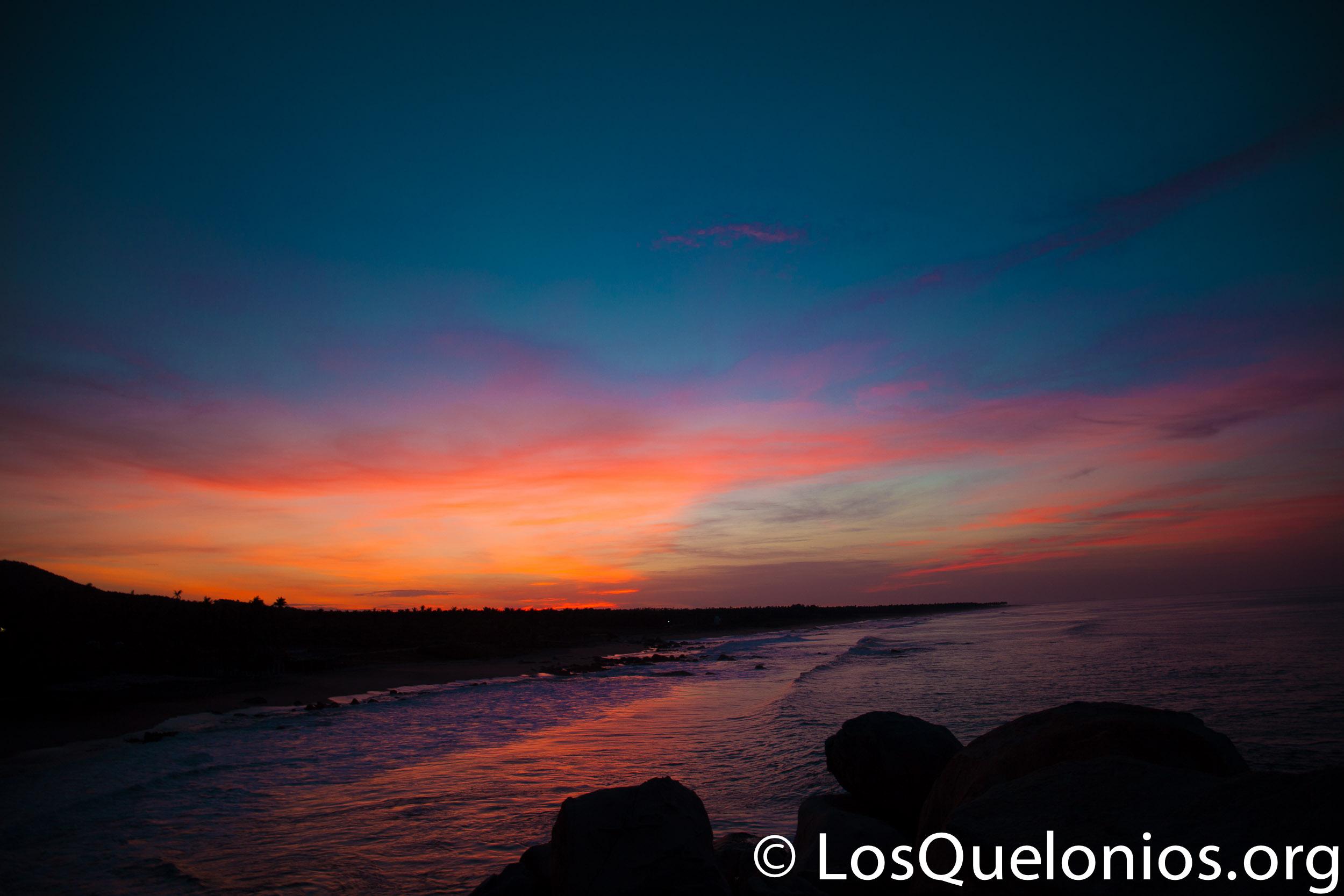 Playa Ventura, Copala. Guerrero, México.