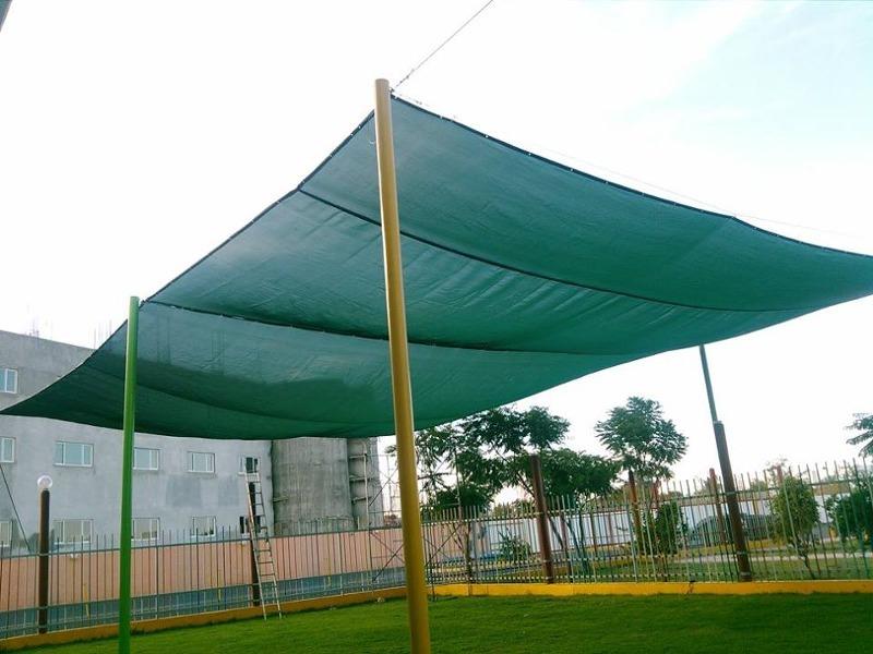 El Campamento Tortuguero Los Quelonios necesita malla de sombra para el vivero del campamento. LosQuelonios.org